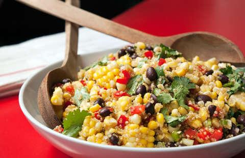 recipe: quinoa black bean salad recipes [21]